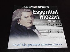 Essential Mozart Volume 2 CD