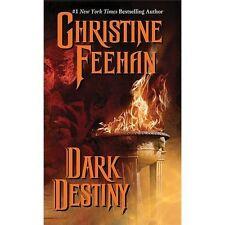 Dark Destiny by Christine Feehan (2010, Paperback)