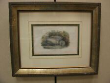 Antique Print Three New Leicester Wethers