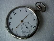 IWC Taschenuhren mit 12-Stunden-Zifferblatt