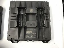2013 SEAT IBIZA 3 DOOR BCM ON BOARD CONTROL UNIT MODULE 6R0937087M