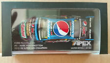 FORD FG X FALCON MARK WINTERBOTTOM 2015 V8 SUPERCARS CHAMPION APEX 1:43