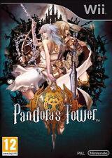 Pandora's Tower Nintendo Wii PAL UK Factory
