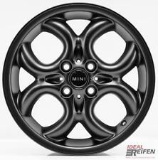 4 Original MINI Clubman R55 2006-10 16 Zoll Felgen 6791942 Circular Spoke SM