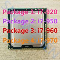 Intel Core i7-920 i7-950 i7-960 i7-970 CPU Quad-Core LGA 1366 Processor