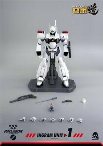Mobile Police Patlabor ROBO-DOU Ingram Unit 1 1/35 Collectible Figurine 23cm
