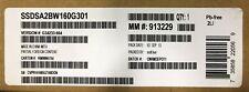 Intel SSDSA2BW160G301 SSD 320 Series 160GB, 2.5in SATA 3Gb/s, 25nm, MLC NEW
