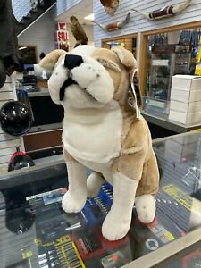 MELISSA AND DOUG STUFFED ENGLISH BULLDOG