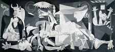Guernica, 1937 by Pablo Picasso Art Print Figurative Museum Poster 22x39
