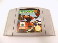 Lylat Wars - Star Fox Nintendo 64 N64 PAL Free Postage From Melbourne