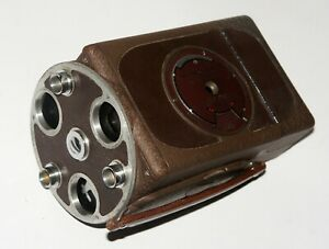 Bell and Howell Auto Master 16mm motion picture Cine camera C-MOUNT