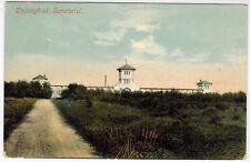 Health Resort in Techcirghiol, Constanta Region, Romania, 1910s