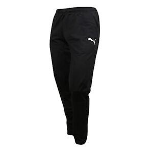 PUMA Men's Liga Training Pants Black/White 655314 03