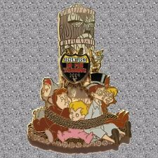 Adventures in Pin Trading Pin - The Lost Boys & Tinker Bell - DISNEY Pin LE 750