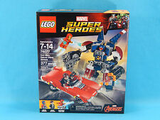 Lego Super Heroes 76077 Iron Man: Detroit Steel Strikes 377pcs New Sealed 2017
