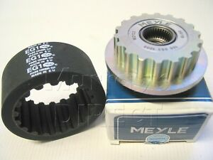 Gates Coupling & MEYLE OAP Pulley AC Alternator for VW T5 Transporter & Touareg