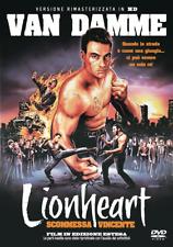 Dvd Lionheart - Scommessa Vincente (1990) - Van Damme ......NUOVO