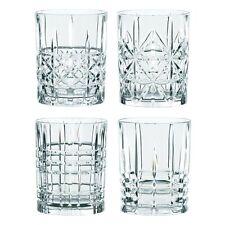 Nachtmann Highland Whiskybecher 4er Set Tumbler Whiskyglas Whiskey Glas