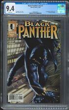 BLACK PANTHER v2 #1 - CGC 9.4 - 1st Okoye, Zuri, N'Yami & Dora Milaje 11/98