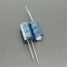 50pcs 2200uF 10V Japan ELNA RE3 10x20mm 10V2200uF Audio Capacitor
