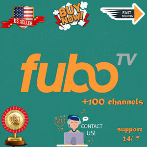 Fubo Tv Premium ⚡⚡ 1MOUNTH WARRANTY⚡⚡ 🚀 ➕ EXTRA GIFT 🎁