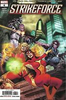 2020 Marvel Comics Strikeforce #6 Cover A 1st Print