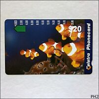 Telstra Fish $20 Phonecard (PH2)