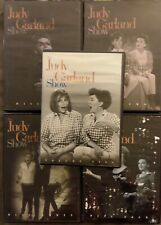 THE JUDY GARLAND SHOW COLLECTION 5-Disc DVD LOT from 2 diff. sets *WORN COVERS*