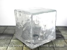 Monster Menagerie ~ GELATINOUS CUBE #30 Icons of the Realms D&D large miniature