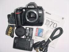 Nikon D70 6.1MP Digital SLR Camera Body