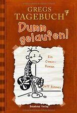 Gregs Tagebuch 7 - Dumm gelaufen! von Kinney, Jeff | Buch | Zustand gut