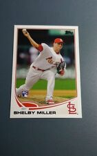 Shelby Miller 2013 Topps Rc Rookie Card # 305 A7751