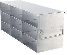 """Upright Freezer Racks For 2"""" Boxes, UF-332"""