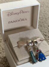 "Disney's Frozen ""Elsa & Anna"" Charm Set From Pandora"