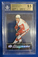 DYLAN LARKIN BGS 9.5 2015-16 UPPER DECK YOUNG GUNS ACETATE ROOKIE #228 ..RARE !!