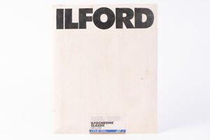 Ilford Ilfochrome Classic Deluxe Medium Contrast Photography Paper 10 Sheets E19