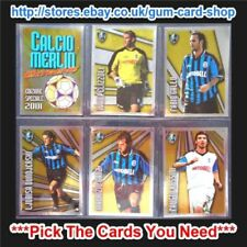 Merlin Football Player portrait Sports Stickers, Sets & Albums