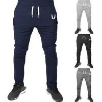 Pants Sweatpants Fitness Sport Joggers Men's Gym Long Workout Tracksuit Trousers