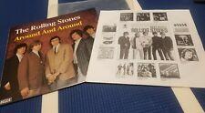 THE ROLLING STONES Around and Around 1964 German  Pressing NOVA 621392 LP