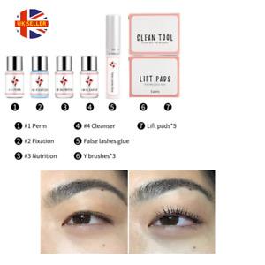 Professional Eyelash perming Lift Kit Curling Eye lash Kit