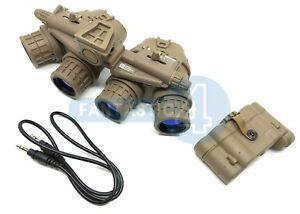FANS GEAR Dummy GPNVG-18 Deluxe LED Special Edition devour aor1 multicam lbt