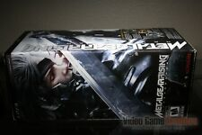 Metal Gear Rising: Revengeance Limited Edition (PS3 2013) FACTORY SEALED!