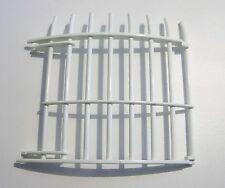 PLAYMOBIL (U2115) CIRQUE - Grille Simple Blanche de la Cage aux Fauves 3517 3727