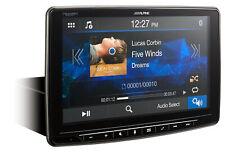 "ALPINE iLX-F259 9"" 1-Din Digital Media Bluetooth Receiver CarPlay/Google Assist"