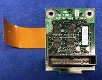 "Furuno PCB 19P1003 Card Reader Board Part 10.4"" NavNet RDP-139 008-566-670"