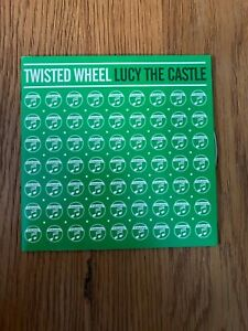 Twisted Wheel – Lucy The Castle Promo CD Mint Unplayed Columbia – TWISTED02
