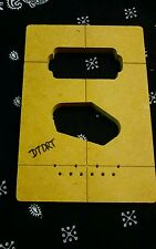 Deluxe telecaster routing template