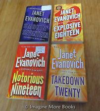Stephanie Plum: Books 17-20 by Janet Evanovich ~ Paperbacks