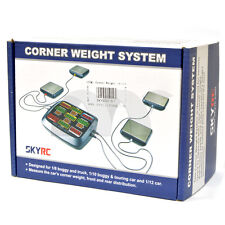 SKYRC Corner Weight RC Car Balancing Scale System Setup SK-500015-01