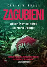 Zagubieni - Wignall Kevin  -  POLISH BOOK - POLSKA KSIĄŻKA